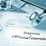 41189067 - diagnostic form with cervical Copyright: designer491 / 123RF Stock Photo