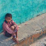 Copyright: rasika108 / 123RF Stock Photo COVID orphans concept.
