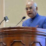 President Kovind praises Ayushman Bharat