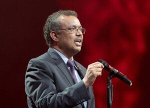 <em><strong>Dr Tedros Adhanom Ghebreyesus. Image credit: Frank Schwichtenberg [CC BY-SA 4.0 (https://creativecommons.org/licenses/by-sa/4.0)]</strong></em>