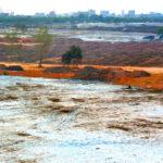 The Last Jungle in Cambodia, Orange Dust, near Sihanoukville, Deforestation in Cambodia. Image credit: Igor Sokolov / 123rf Zoonoses concept.
